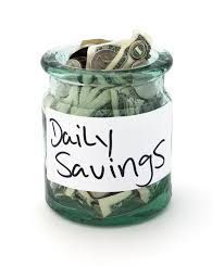 daily savings