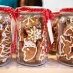 xmas cookie jar