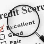 credit score excellent