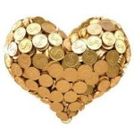 money heart