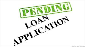 Loan app - pending